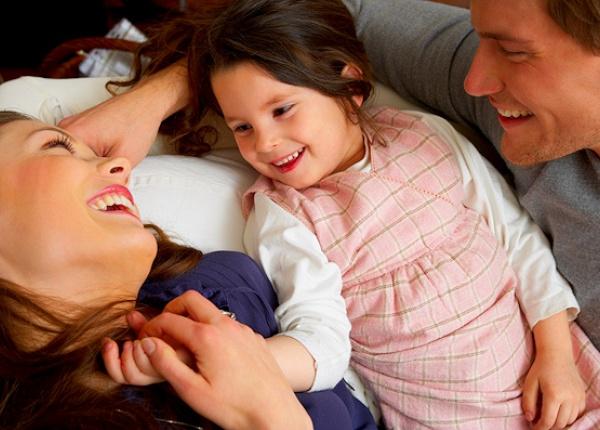 3 решения как да бъдем по-щастливи родители през 2017