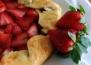 Вкусен галет с ягоди