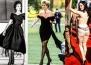 15-те незабравими къси черни рокли
