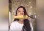 Момиче губи косата си заради предизвикателство с царевица и бормашина