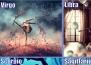 Художник изобрази зодиакалните знаци под формата на танци