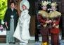Традиционното сватбено облекло по света