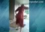 Пластична баба танцува на рап парче
