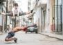 Зашеметяващите танцьори по улиците на Куба