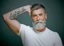 60-годишен мъж си пусна брада и стана модел