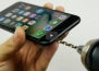 Маниак проби дупка в своя Iphone 7