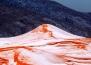Сняг в Сахара за пръв път от 37 години