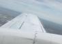 Турбуленция клати самолет като лист, заради силните ветрове