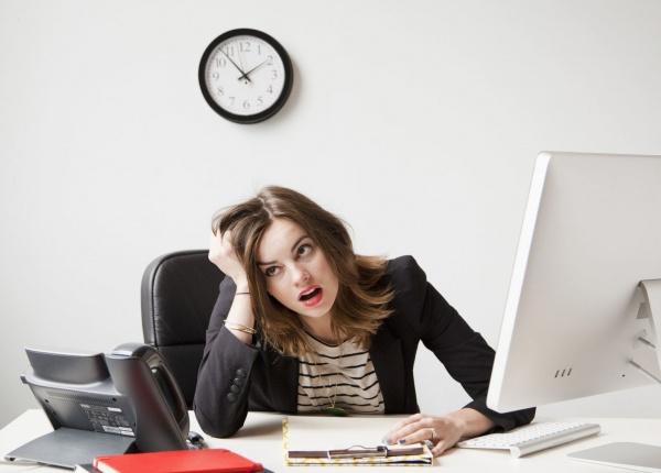 5 лесни начина за справяне със стреса по време на работа