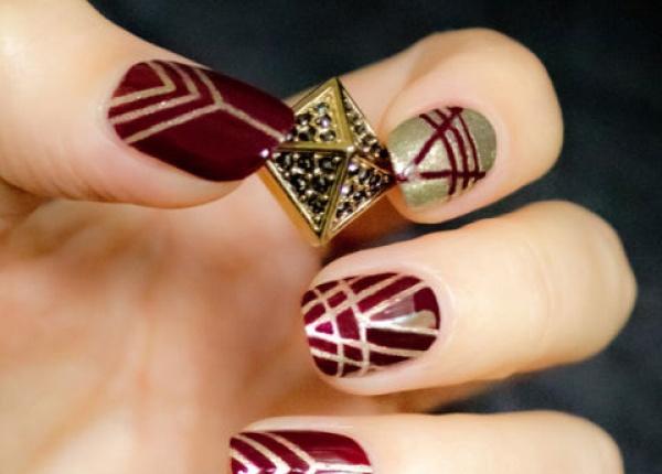 6 прекрасни начина да нарисувате ноктите си тази есен Част 1