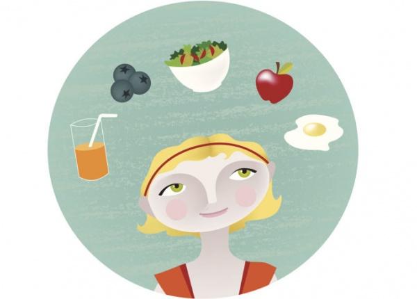 Какво ядат слабите хора за закуска
