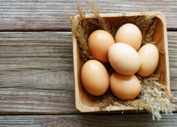 Полезните качества на яйцата