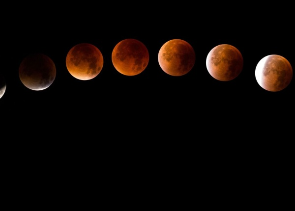 На 31.01.2018 ще наблюдаваме Супер, Синя, Кървава луна