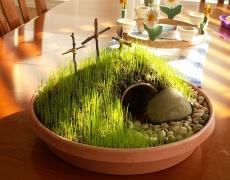 """""""Нашият Господ е написал обещанието за Възкресение, не само в книгите, а във всяко пролетно листенце"""". Мартин Лутър"""