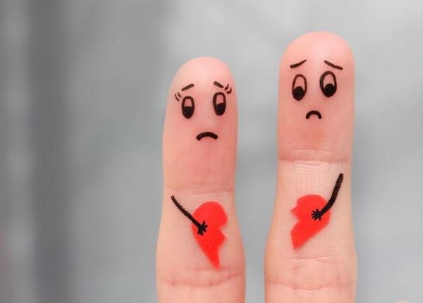 Мъжете или жените се възстановяват по-добре след раздяла