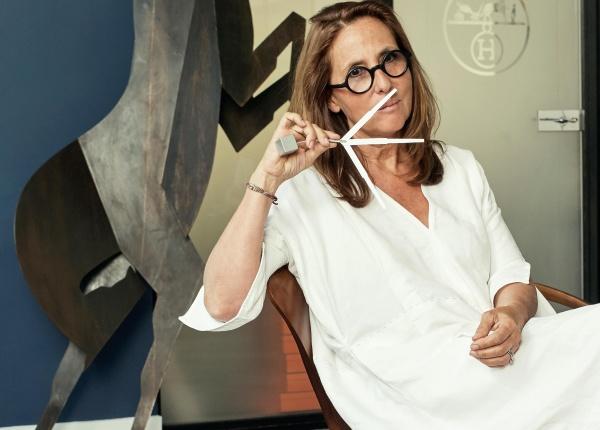 Кратко интервю с Кристин Нагел  - главен парфюмер на Hermes