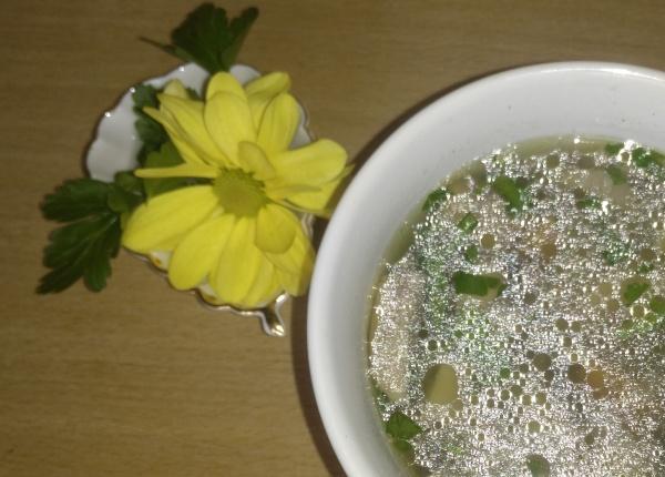 Гъбена супа – бърза, лесна, здравословна!