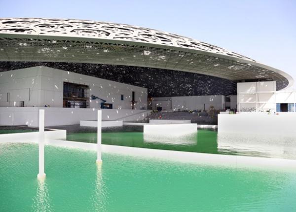 Лувъра в Абу Даби: Музеят на щастието