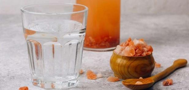 Полезните свойства на солената вода