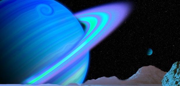 Уран е ретрограден, така че се подгответе за раздели и разтърсвания