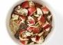Овесена каша с ябълки и бадеми