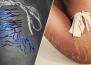 Тази жена използва блясък, за да превърне стриите в изкуството и резултатите са зашеметяващи