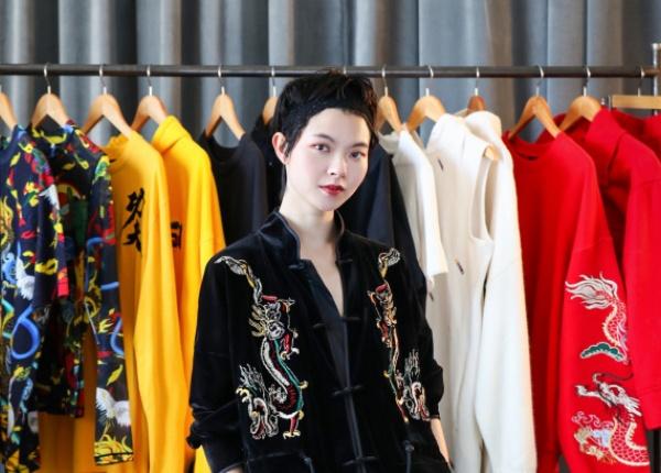 H&M ще дебютира първата си капсулирана колекция от китайски дизайнер тази есен