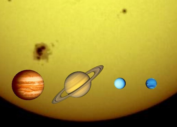 Планетите биха могли да причинят някои големи вътрешни сътресения този уикенд