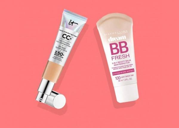 Каква е разликата между BB и CC кремовете?