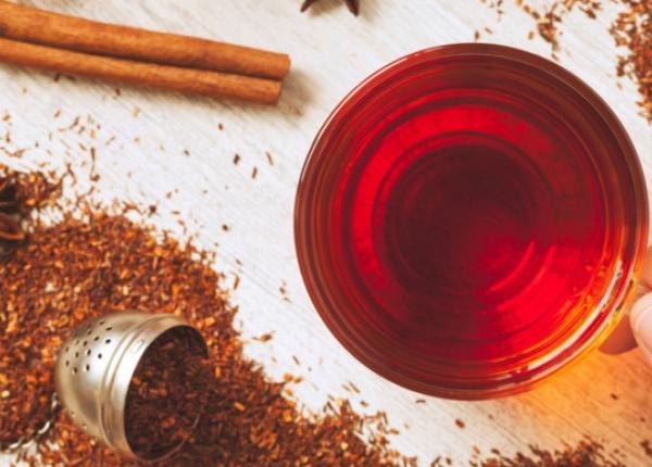 Полезните свойства на чая от ройбос