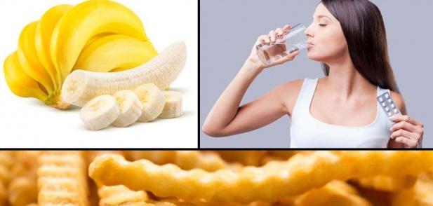 Какво да ядете при разстроен стомах?