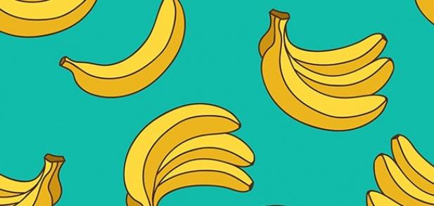 Полезните свойства на бананите за косата