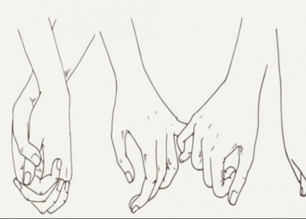 Начинът, по който държите ръцете си, разкрива това за връзката ви: