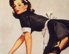 Ръководства на домакинята през 60-те