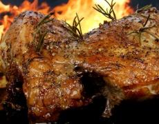 Вкусна рецепта за печено свинско с тиква