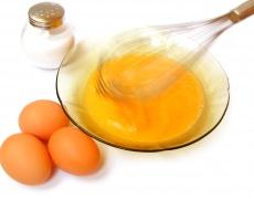 Бъркани яйца, идеалната закуска за красива фигура