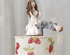 Сватба: 2 луди и 200 гладни