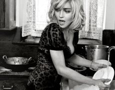 Мадона си призна: не може и не иска да готви. Точка.