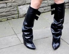 Неволите на една жена със скъпи обувки