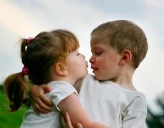 Как децата тълкуват любовта