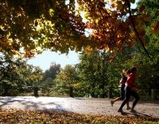 За по-дълъг живот ходете по-бързо