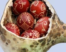 Приказка за великденското яйце