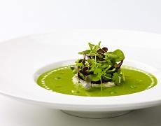 Пролетна супа. С лапад, киселец и коприва