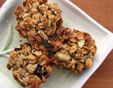 Рецепта за медени сладки с овесени ядки
