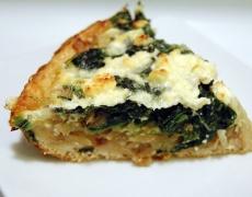 Рецепта за пролетно ястие със спанак, гъби и картофи