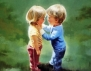 Всички помним първата любов от детската градина