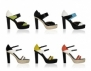 Обувки 2012: с дебел ток