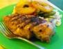 Рецепта за пиле с ананас и мед