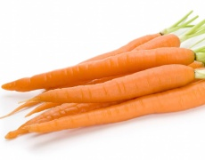 3 маски за лице с моркови