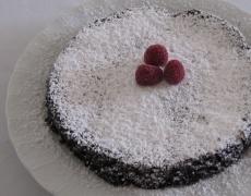 Веганска торта. Вкусна и здравословна!